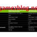 Battlefield 2042 PC System Requirement